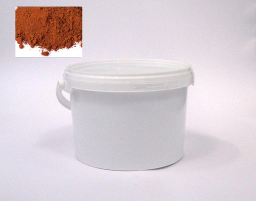 COLORANT TERRE ET OXYDE 2kg OCRE