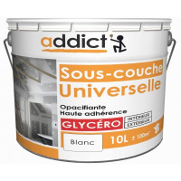 ADDICT Sous-couche universelle 10L blanc DELZ-ADD-51500760 de ADDICT
